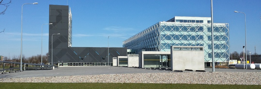 Santaka, the integrated science, studies and business centre at Kaunas University of Technology